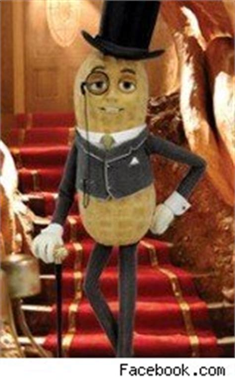 Planters Peanuts Commercial Voice by Mr Peanut Speaks In New Ad Caign And He S Pretty