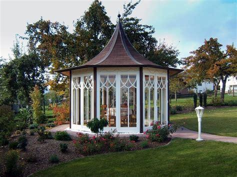 pavillon einrichten gartenpavillons woga handgefertigte holzpavillons