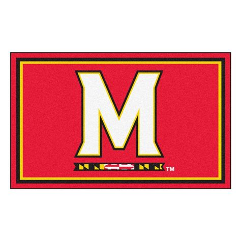 Md Plumbing Chico by Fanmats Of Maryland 4 Ft X 6 Ft Area Rug 6990