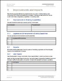 Product Design Requirements Template by 4 Reporting Requirements Template Invoice Exle 2017