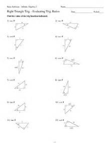trig ratios worksheet worksheets reviewrevitol free