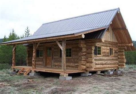 Small House Kits Montana These Cabins May Be Tiny In Size But They Re Big
