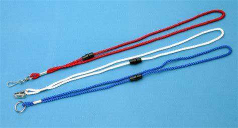 breakaway lanyard   cord swivel hook lb     closeout item  security