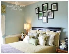 Decorating Ideas For Bedroom by Master Bedroom Decorating Ideas