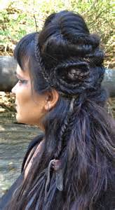 aztec hair style how to hair girl tribal hairstyles archives