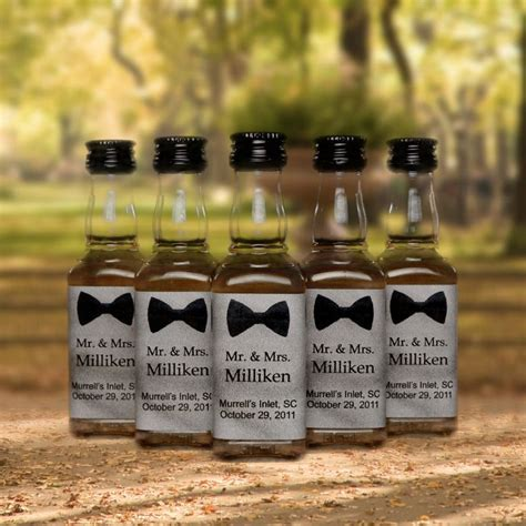 Best 25  Alcohol wedding favors ideas on Pinterest