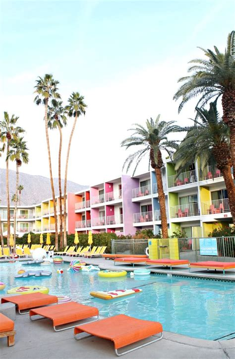Which Hotel Has The Best Pool In Palm Springs Ca - the 25 best palm springs fashion ideas on