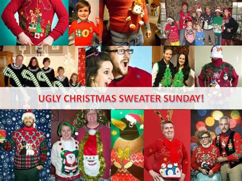 adult xmas presentation ppt sweater sunday powerpoint presentation id 5246683