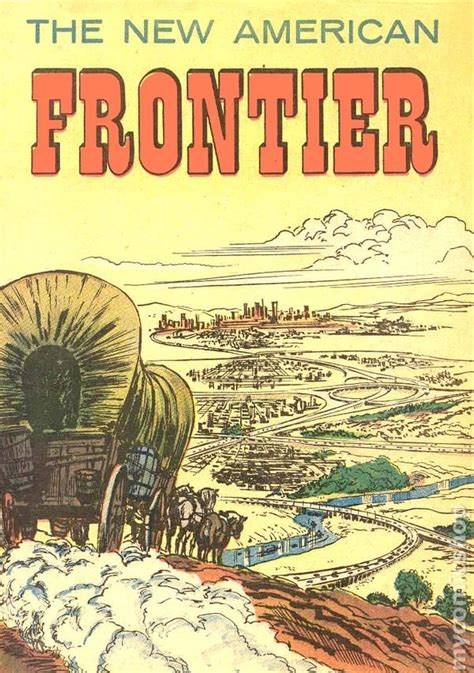 The American Frontier New American Frontier The 1959 Comic Books