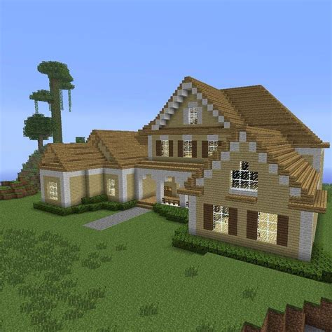 minecraft home ideas i just love this house ahappycer88 pinterest