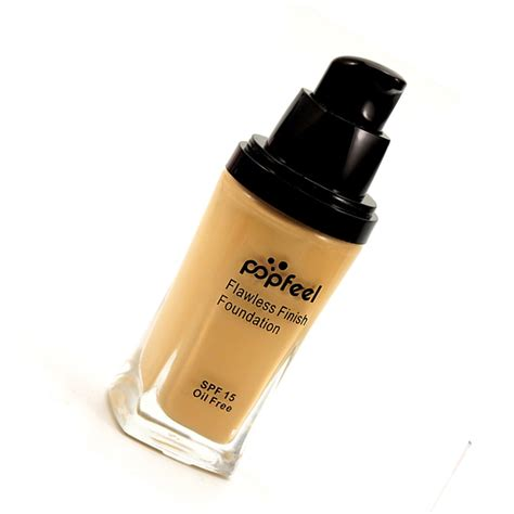 matte finish makeup popfeel makeup perfection foundation coverage