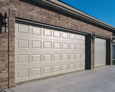 chi garage door colors standard garage doors sizes for your home sweet home