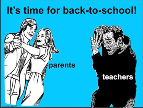 Back To School Memes For Teachers - here are some funny back to school memes