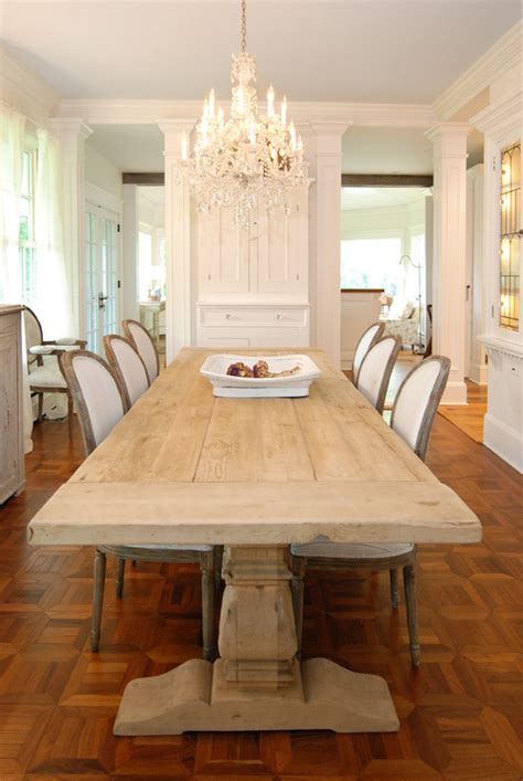 farm table dining room i bought this table at restoration hardware plus two adele leather chairs in distressed whiskey