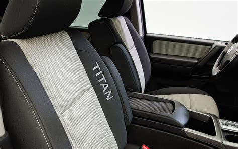 nissan titan seat cover removal rich miller chief product specialist nissan titan and