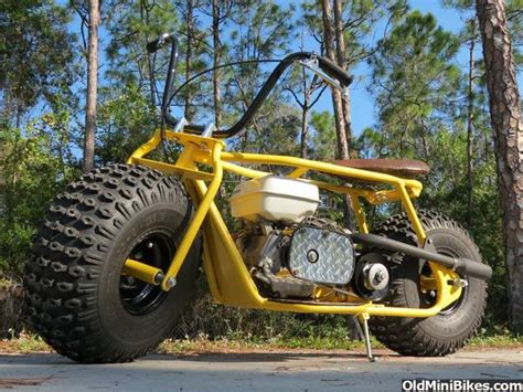 doodle bug mini bike plans wheels