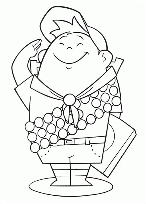 pixar  coloring pages  coloring cool coloring