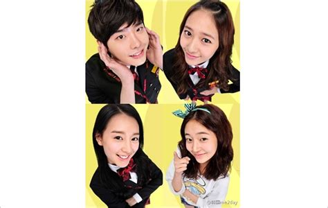 drama lee jong suk dan kristal fx populerkan high kick 3 lee jong suk hingga krystal kini
