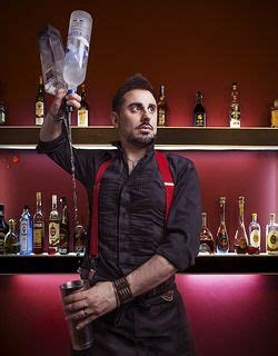 crossing flows   bartender portraits bartender