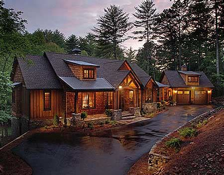 rustic mountain home plans this rustic ranch floor plan is worth a second look