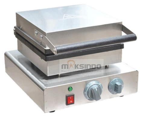 Teflon Kotak mesin waffle kotak 4 wf04 maksindo jakarta maksindo jakarta
