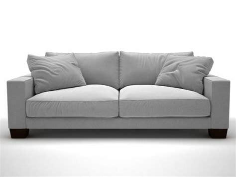 Status Sofa 02 3d Model Flexform