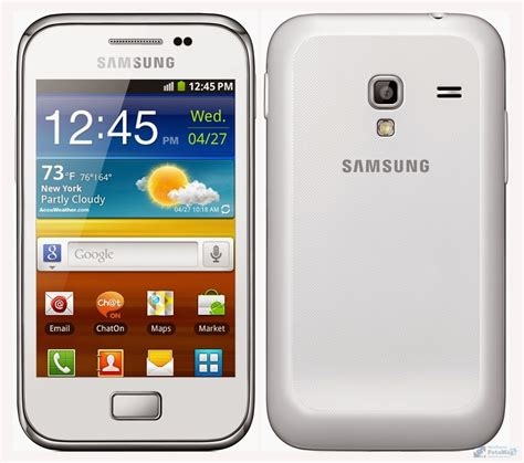 Samsung Ace 8 samsung galaxy ace the review