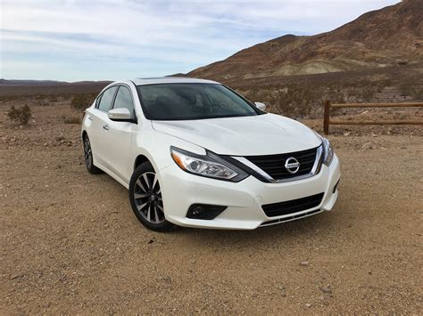 Nissan Altima 2016 Reviews by 2016 Nissan Altima Sl Review Us Drive Caradvice