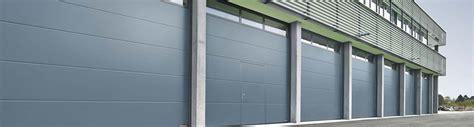 portoni industriali sezionali sezionali hormann vendita porte sezionali tecno serramenti