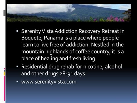 Free Detox Center For Acouple Days In Panama City quit residential rehab