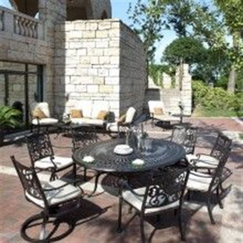 beka outdoor furniture cast aluminum patio furniture by beka dynasty dining