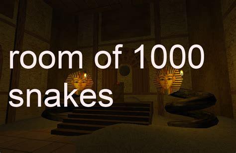 room of 1000 snakes forest ambassador