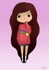 mã bel de chibi mabel pines gravity falls by amazingkim chan on