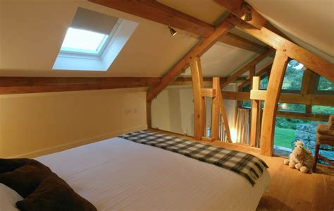 small cottage barn conversion  north wales idesignarch