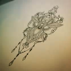 tattoo mandala jambe image dessins pinterest tatouages tatouages