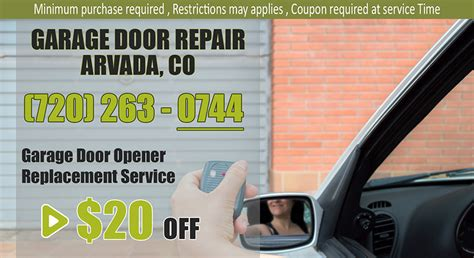 Arvada Garage Door Repair garage doors repair arvada co emergency garage door repair