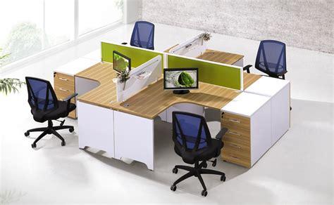 mobilier bureau modulaire mobilier commercial accessoires en bois modulaire bureau