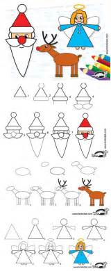 How to draw santa how to draw pinterest