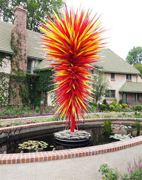 chihuly s colorado at the denver botanic gardens
