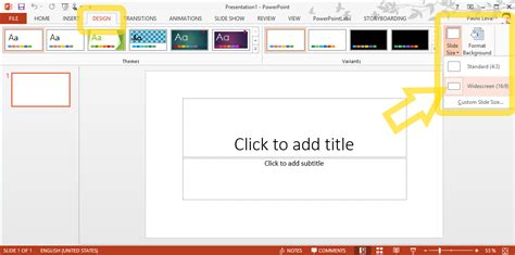 change design powerpoint one slide the slidetalk blog how to choose the optimal powerpoint
