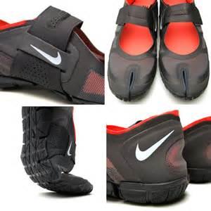 nike open toe running shoes new womens nike free split toe shoes size us 7 5