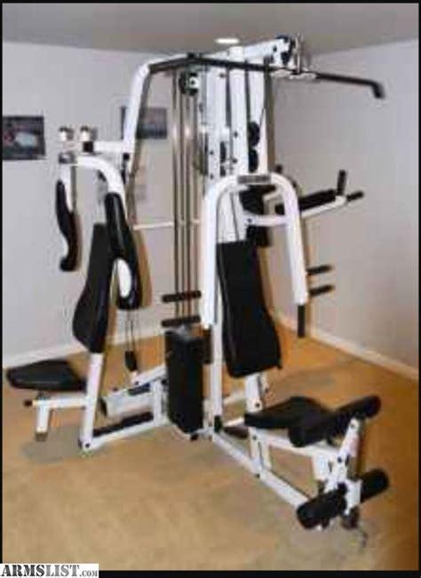 armslist for sale pacific fitness malibu home