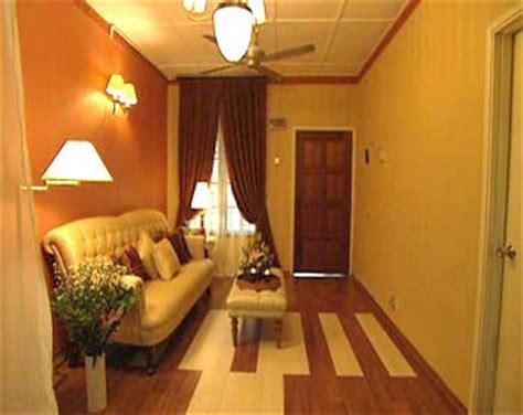 Lu Hias Ruang Tamu Kecil rahsia hias rumah ruang sempit dekorasi halaman rumah