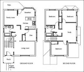 Single Stair House Plans by House Floor Plans Stairs Pinned By Www Modlar Com