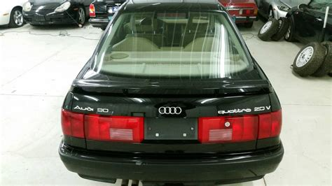 Audi 90 20v by 1990 Audi 90 Quattro 20v German Cars For Sale