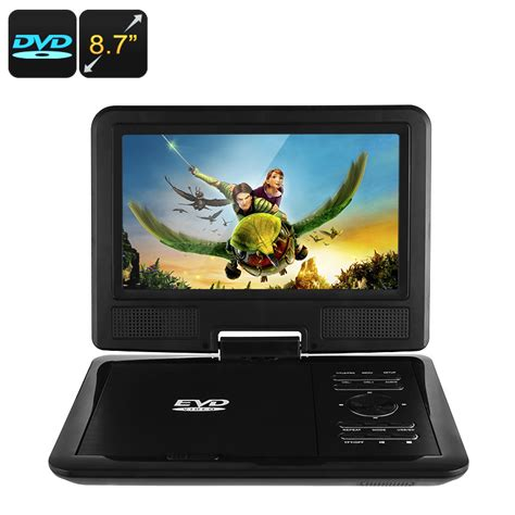 Dvd Portable Rinrei 7 Inch wholesale 8 7 inch portable dvd player from china
