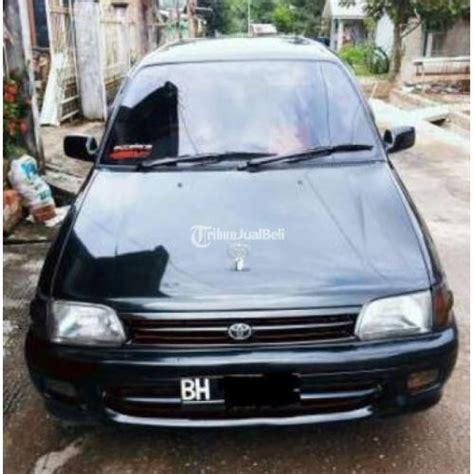 Tv Mobil Jambi mobil toyota starlet second tahun 1993 stnk bpkb lengkap jambi dijual tribun jualbeli