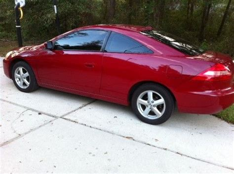 2004 Honda Accord 2 Door by Purchase Used 2004 Honda Accord Ex L 2 Door Coupe