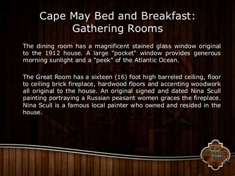 cape may bed and breakfasts bed and breakfast cape may