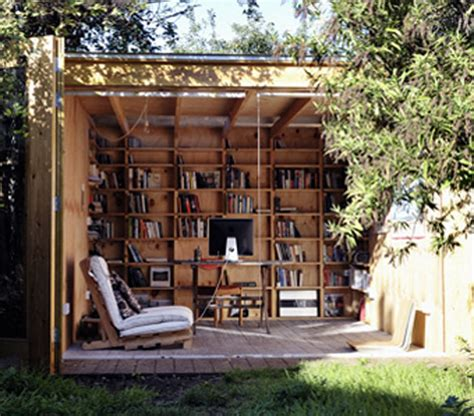 backyard office plans image gallery outdoor office